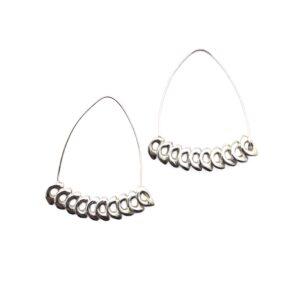 10 Swipe Lucky Stone Earrin