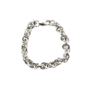 Cris Cross Square Bracelet