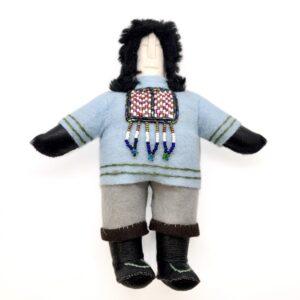 Beaded Doll - Mary Tutsiutok
