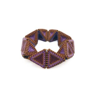 Kaleidocycle Bracelet