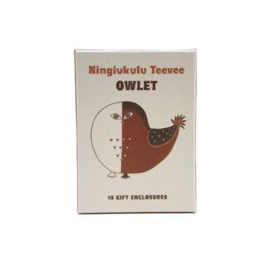 Ning Teevee: Owlet Gift Enclos