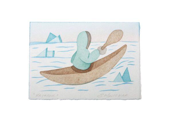 Card Kayaker S. Malgokak