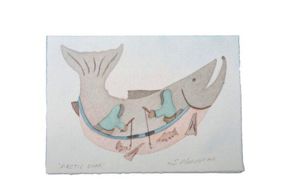 Card Char S. Malgokak