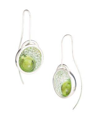 Amplify Earrings Peridot