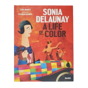 Sonia Delaunay A Life in Colo